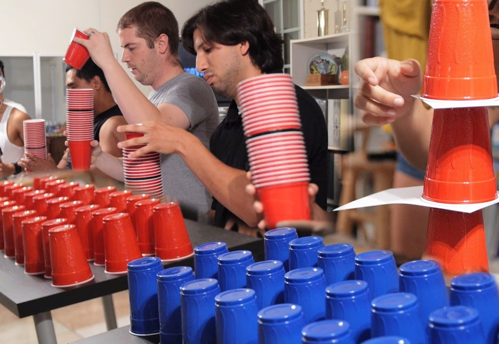 9 Fun Ideas For Minute To Win It Games
