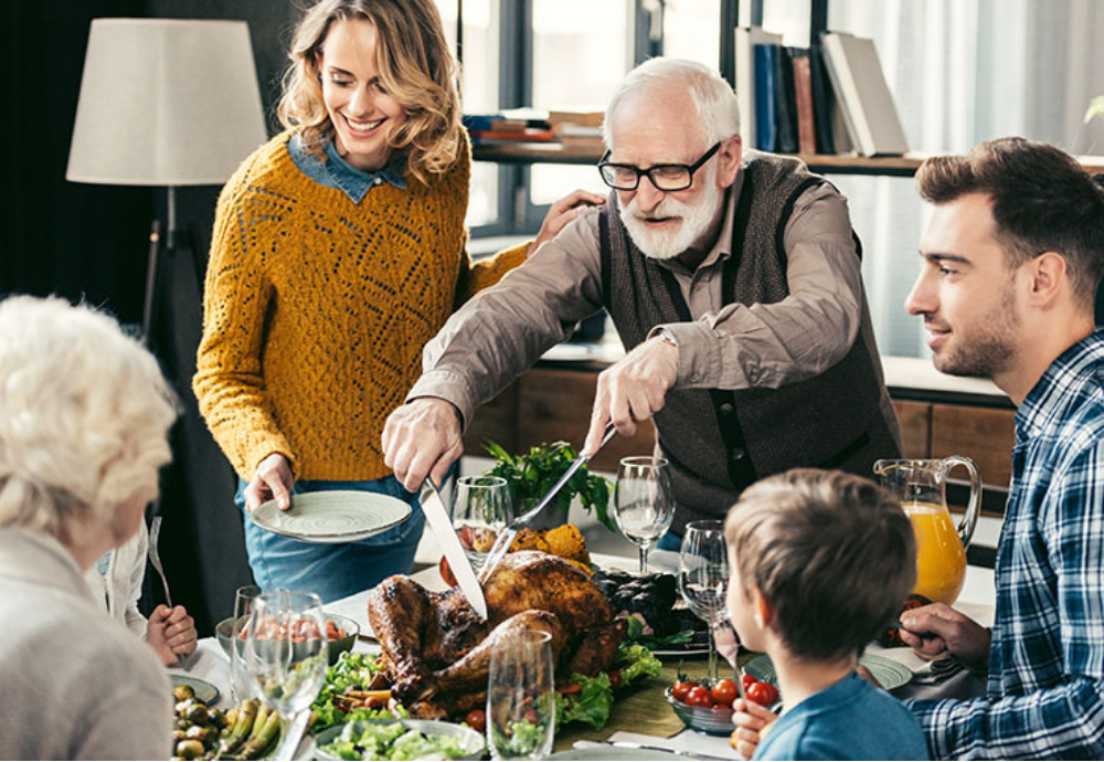 Funniest Thanksgiving One-Liner Puns