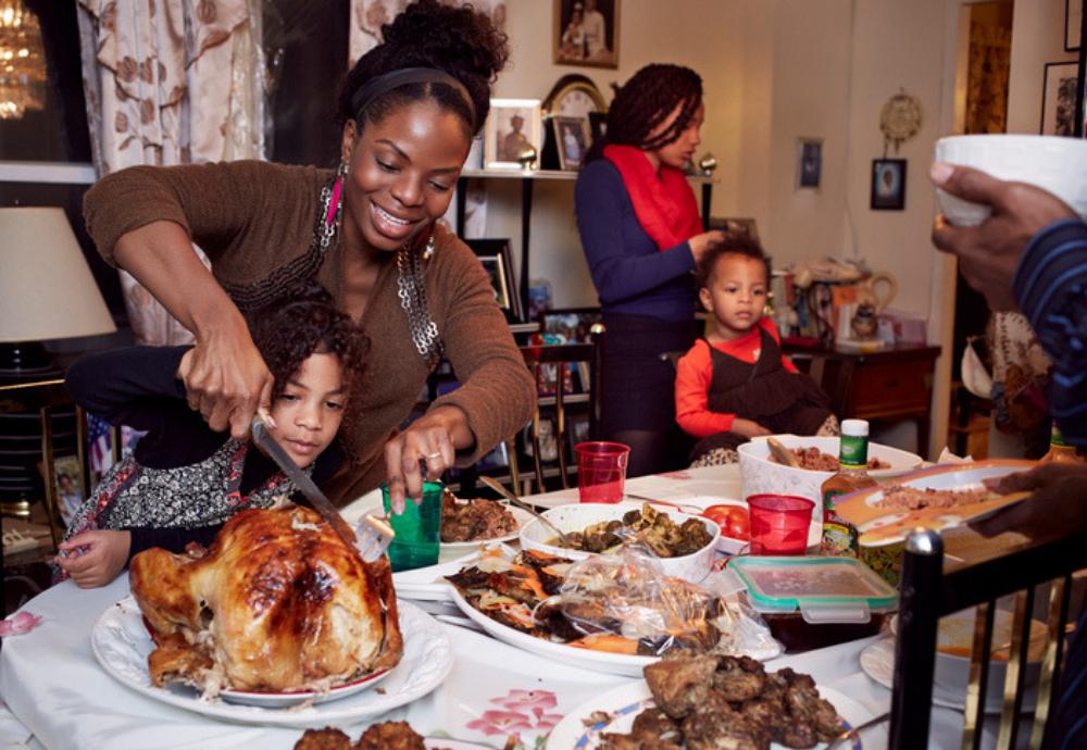 Making Thanksgiving Memories