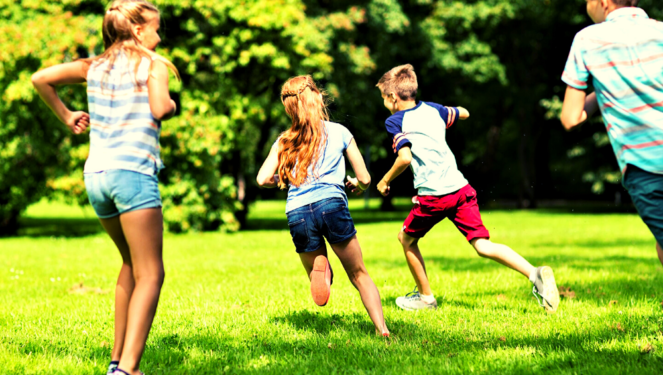 21 Super Fun Tag Games (For Kids & For PE)