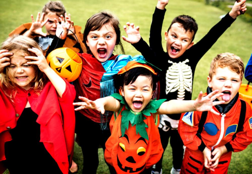 Halloween Story Prompts