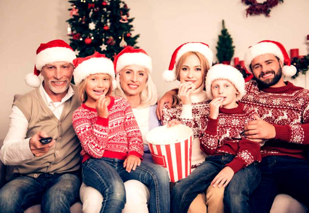 Modern Christmas Movies