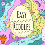 120 Easy Riddles For Kids [With Answers]